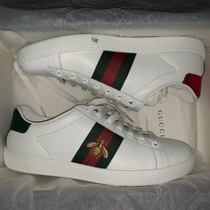 Gucci Shoes - Women's Ace embroidered sneaker
